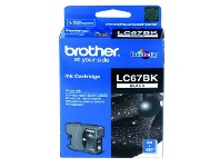 Officeworks Brother LC 67 Ink Cartridge Black