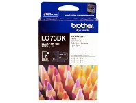 Officeworks Brother LC 73 Ink Cartridge Black