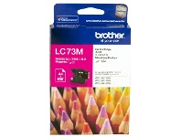 Officeworks Brother LC 73 Ink Cartridge Magenta