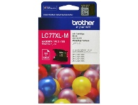 Brother LC 77XL Ink Cartridge Magenta