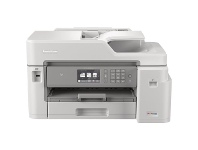 Officeworks Brother Inkvestment A3 Inkjet MFC Printer MFC-J5845DW