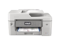 Officeworks Brother Inkvestment A3 Inkjet MFC Printer MFC-J6545DW