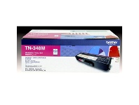 Officeworks Brother TN 348 Toner Cartridge Magenta