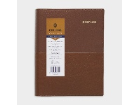 Officeworks Collins Debden Collins A5 Day to Page FY21/22 Vanessa Diary Tan
