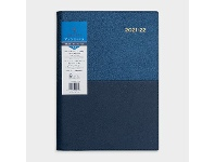 Officeworks Collins Debden Collins A4 Week to View FY21/22 Vanessa Diary Blue