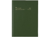 Officeworks Collins Debden Collins A4 Week to View FY21/22 Diary Green
