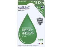 Officeworks Calidad Compatible Brother LC 3319XL Ink 4 Pack