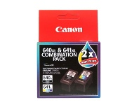 Officeworks Canon 640XL and 641XL Combination Ink Pack