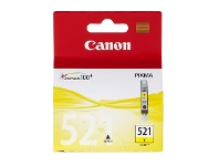 Officeworks Canon CLI 521 Ink Cartridge Yellow