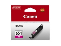 Officeworks Canon CLI 651 Ink Cartridge Magenta