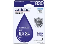 Officeworks Calidad Compatible HP 65XL Ink Cartridge Black
