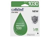 Officeworks Calidad Compatible Brother 133 Ink Cartridge Black