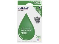 Officeworks Calidad Compatible Brother 133 Ink Cartridge 3 Pack