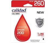 Officeworks Calidad Alternate Epson 200 Ink Cartridge Black