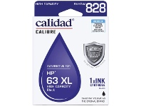 Officeworks Calidad Alternate HP 63XL Ink Cartridge Black