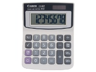 Officeworks Canon 8 Digit Desktop Calculator LS-82Z