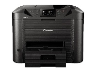 Officeworks Canon Office MAXIFY AIO A4 Inkjet Wireless Printer MB5460