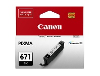 Officeworks Canon CLI 671 Ink Cartridge Black