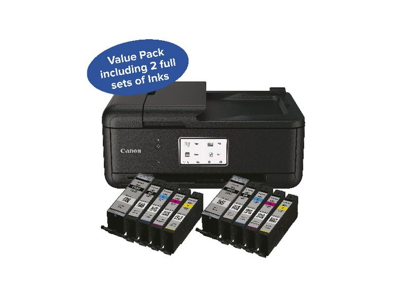 Canon Pixma All-In-One Home Office Printer Value Pack TR8660