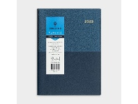 Officeworks Collins Debden Collins A5 Week to View 2022 Vanessa Diary Navy