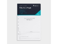 Officeworks Collins Debden Collins 2022 Day to Page Desk Planner Refill