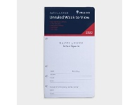 Officeworks Collins Debden Collins 2022 Week to View Unruled Planner Refill