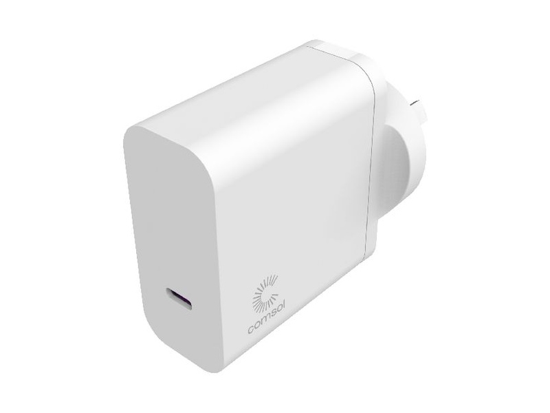Comsol 45W USB-C Wall Charger White