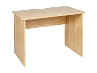 Officeworks Velocity Desk 1000mm Oak