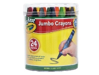 Officeworks Crayola My First Crayons 24 Pack