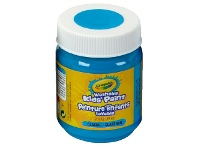 Officeworks Crayola Washable Classic Kids' Paint 59mL Turquoise Surf