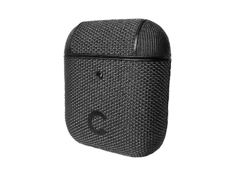 Cygnett TekView Case for Airpods 1 and 2 Grey and Black