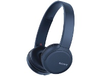 Officeworks Sony Wireless Headphones Blue WHCH510
