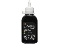 Officeworks Educational Colours Blackboard Paint 250mL