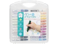 Officeworks First Creations Easi-Grip Crayons 24 Pack
