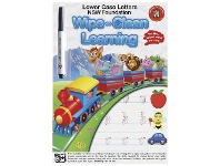 Officeworks Learning Can Be Fun LCBF Write & Wipe Foundation Lowercase Workbook (NSW & ACT)