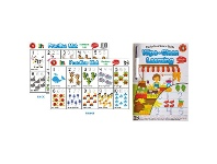 Officeworks Learning Can Be Fun Practice Mat & Workbook Early Numbers