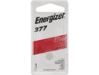 Officeworks Energizer 377/376 Silver Oxide Button Battery