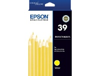 Officeworks Epson 39 Ink Cartridge Yellow