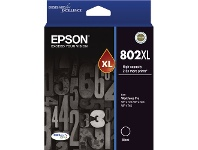 Officeworks Epson 802XL Ink Cartridge Black