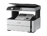 Officeworks Epson ET-M2170 Mono EcoTank Printer White