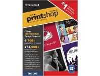 Officeworks BRODERBUND PrintShop Professional 5 1PC Download