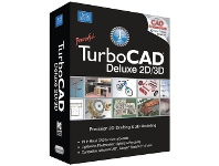 Officeworks TurboCAD Deluxe 1 PC Download
