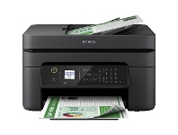 Officeworks Epson Workforce Printer Wireless Black WF-2830