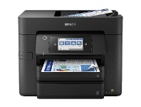 Officeworks Epson Workforce Pro Printer Black WF-4830