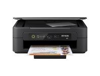 Officeworks Epson Expression Home Printer Wireless Black XP-2105