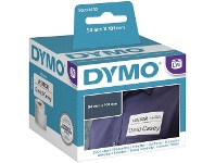 Officeworks DYMO LabelWriter Shipping and Badge Labels 54 x 101mm 30323