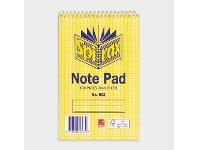Officeworks Spirax No. 563 Reporters Notebook 100 Page