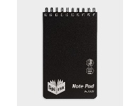 Officeworks Spirax PP Top Opening Note Pad 200 x 127mm 300 Page