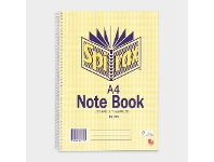 Officeworks Spirax No. 595 A4 Notebook 120 Page