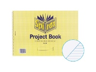 Officeworks Spirax No. 581 60gsm 8mm Project Book 40 Page